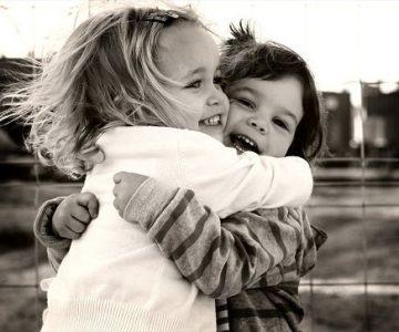 A importância do Abraço.